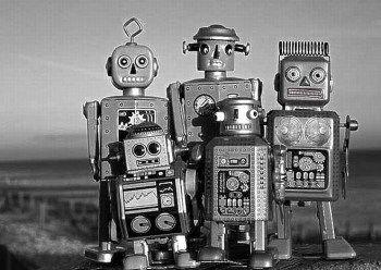 I cyborghesi - tecnodramma famigliare ai tempi del microchip. #futuro #fantascienza #robot