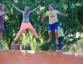 Jumping Pillow - BIG4 Ballarat Goldfields Holiday Park