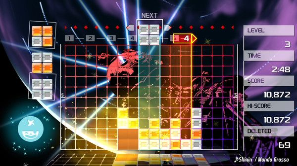 Lumines Remastered Free Download | Free Games | Games