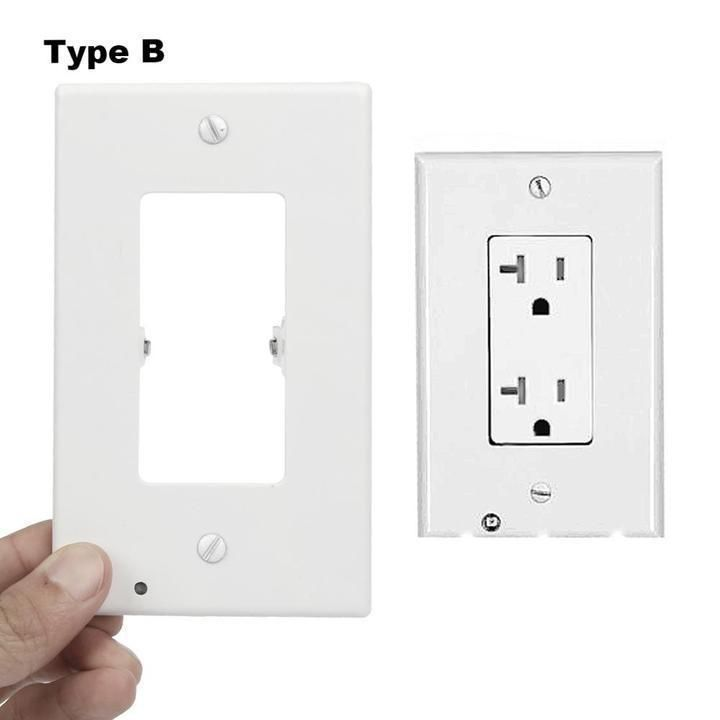 Lowest Price Outlet Wall Plate With Led Night Lights No Batteries Or Zgganwei Plates On Wall Led Night Light Night Light