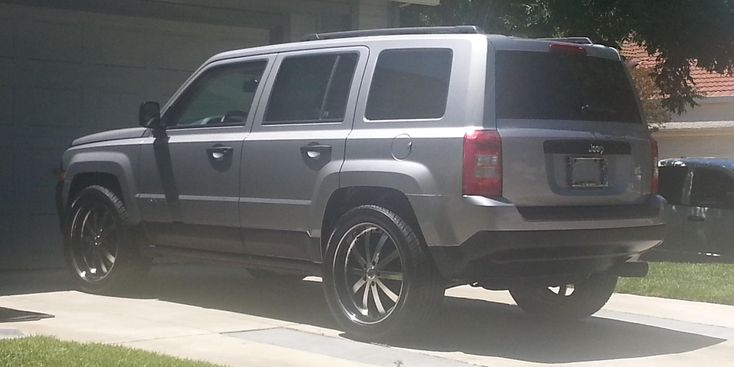 480KREEPIN 2011 Jeep Patriot