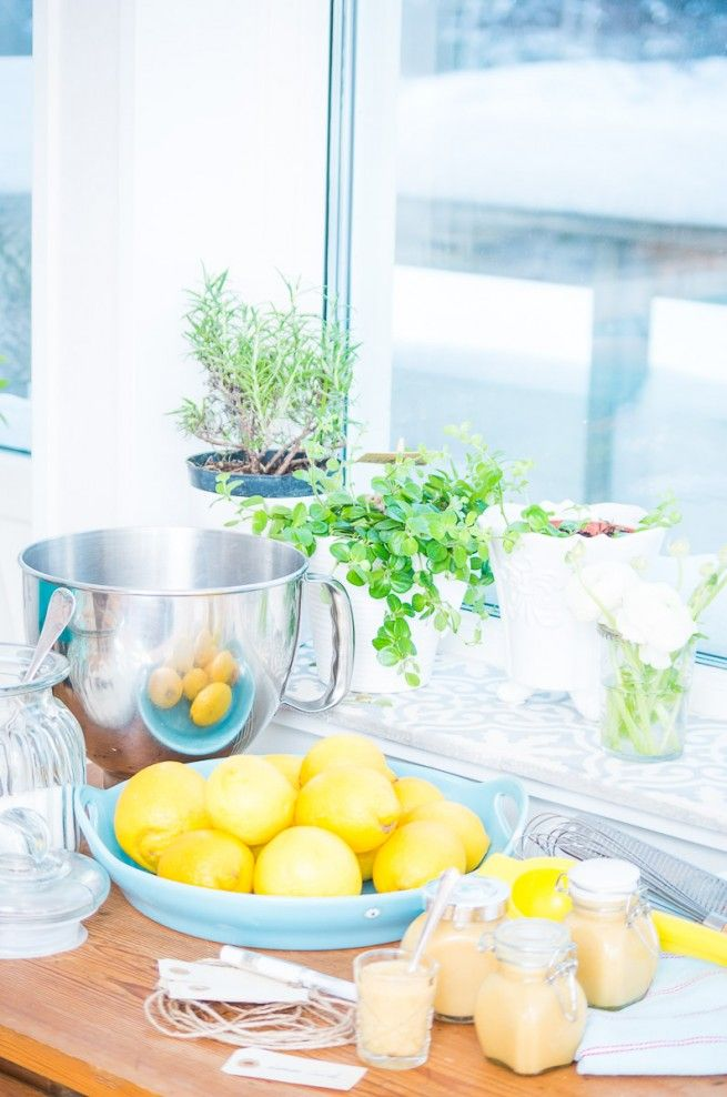 Lemon curd | Susannes skafferi | SVT.se
