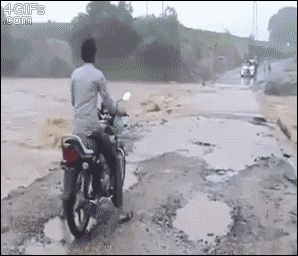 Motorcycle Flooded Road.gif Not funny, but didn't know where else to put it.