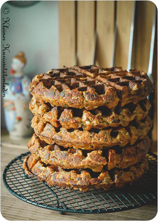 Brotwaffeln waffles
