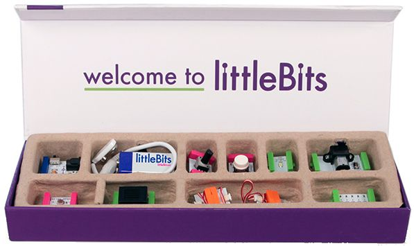 Best gifts for 8-year-old boy - littleBits circuit toy | Cool Mom Picks