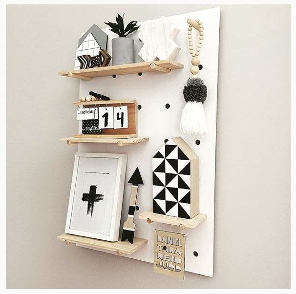 Learn how to style your Kmart Pegboard with these tips and tricks. See what products work and what doesn't. Be inspired by other Kmart Pegboards