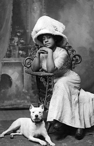 11 Fascinating Antique Photos of Dogs and People   WOOFipedia by The American Kennel Club