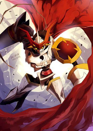 Digimon - lostoblivion Fan Art