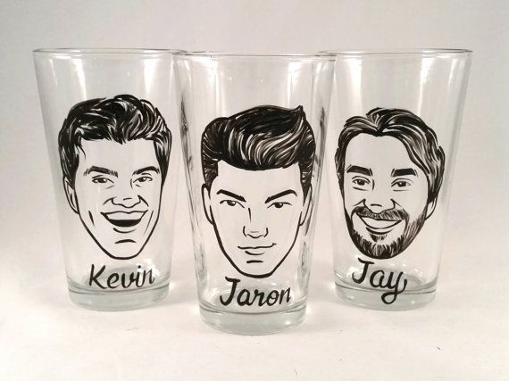 Cool Groomsmen Gift Vintage Style Original by crystalpeacestudio