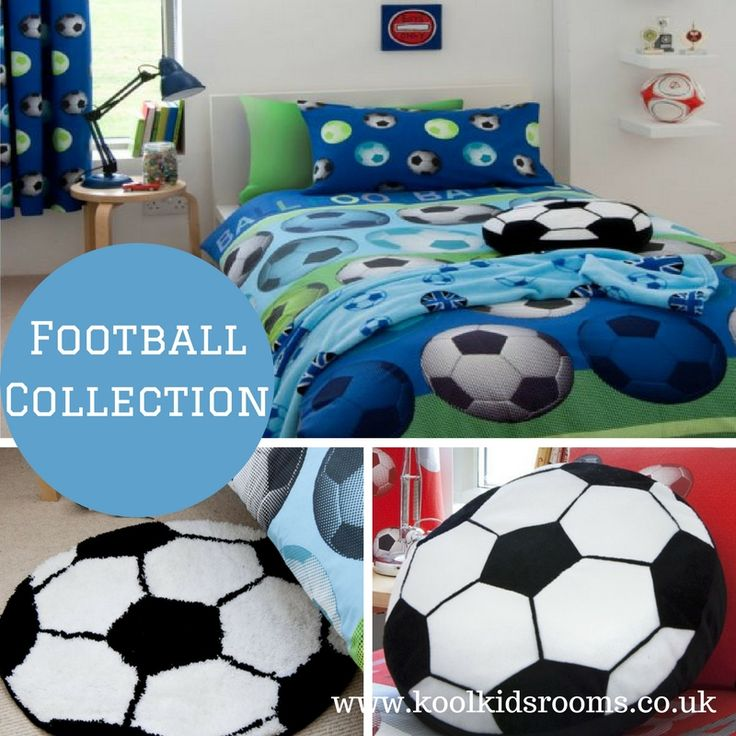 Blue Football Collection By Catherine Lansfield