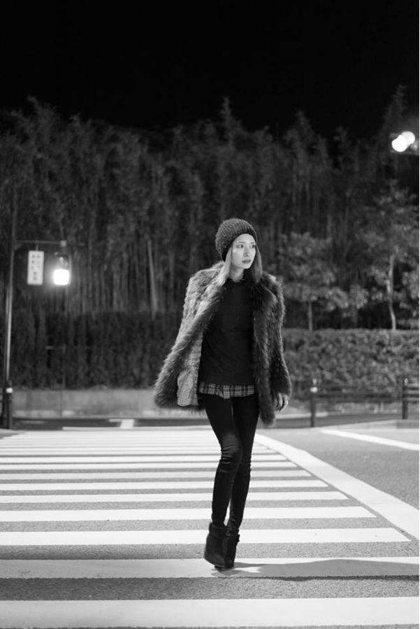 Model: NOZOMI Photo by NOZTE from http://s.ameblo.jp/nozte/