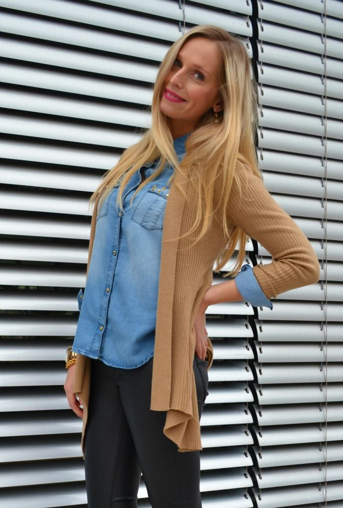 Style Cookbook by Simone: {Outfit} Kardigan + Denim