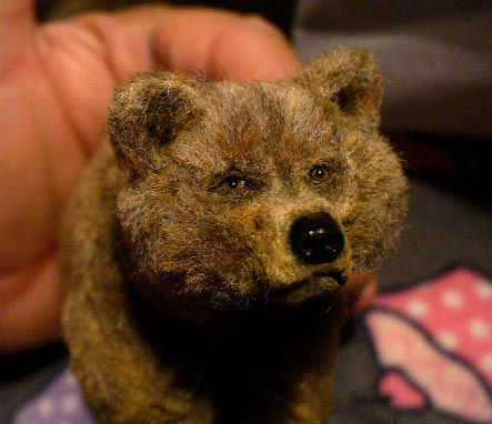 Cookie's Bits & Pieces - ANIMALS (RABBITS , BEARS , LIONS, TIGERS, HORSES, MONKIES ,FOXES, GIRAFFES , COUGAR CUB & JAGUAR)