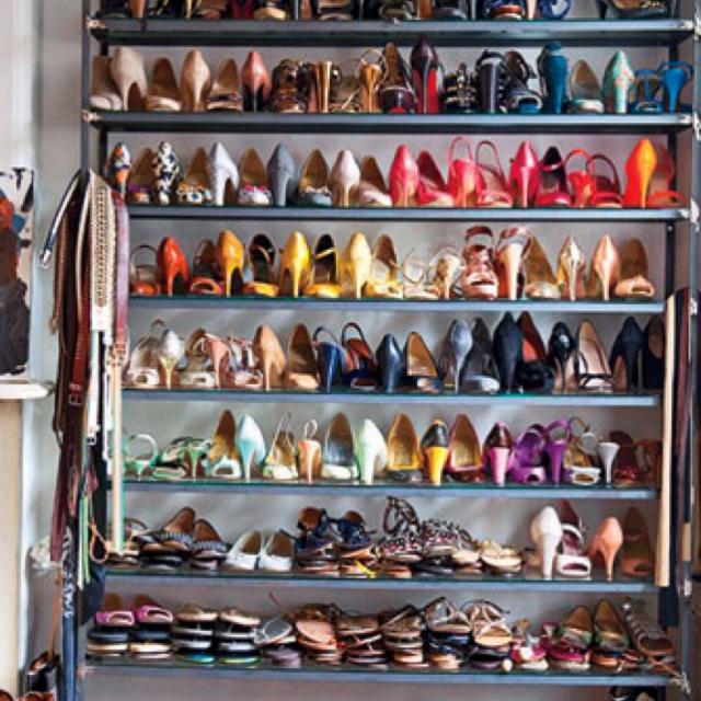 I think I hear angels singing...: Dreams Closet, Style, Closets, Shoe Closet, Shoes Collection, Shoes Storage, Shoes Racks, Shoes Closet, Heavens