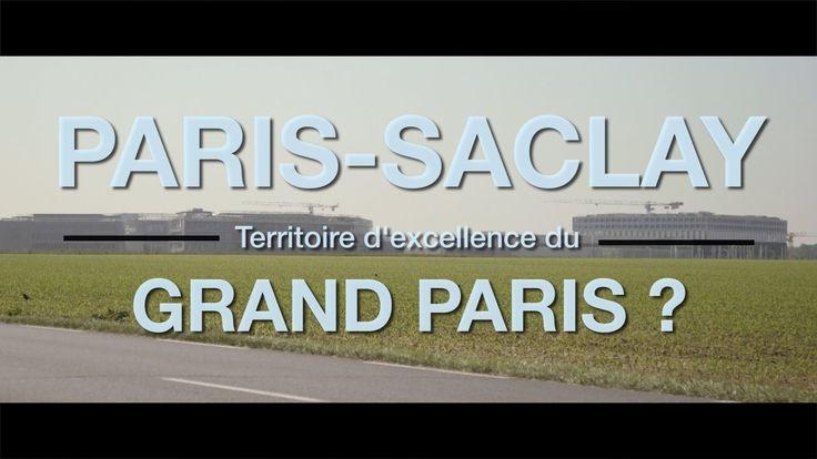 "Paris-Saclay : Led by Michel Desvigne "" Intermediate Nature "" Plateau de Saclay"