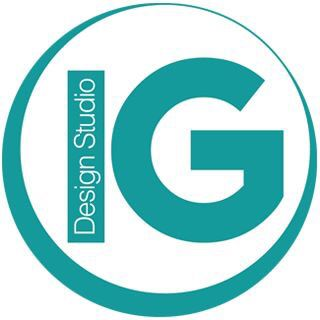 Logotipo IG design studio