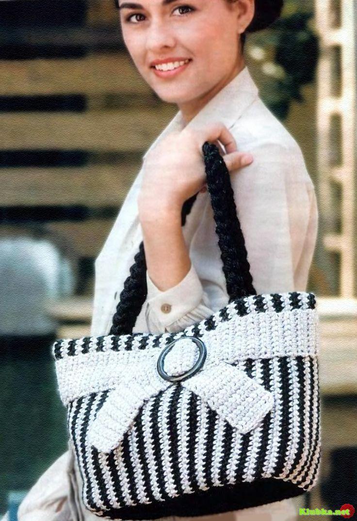 Elegant handbag...  #inspiration_crochet_diy GB