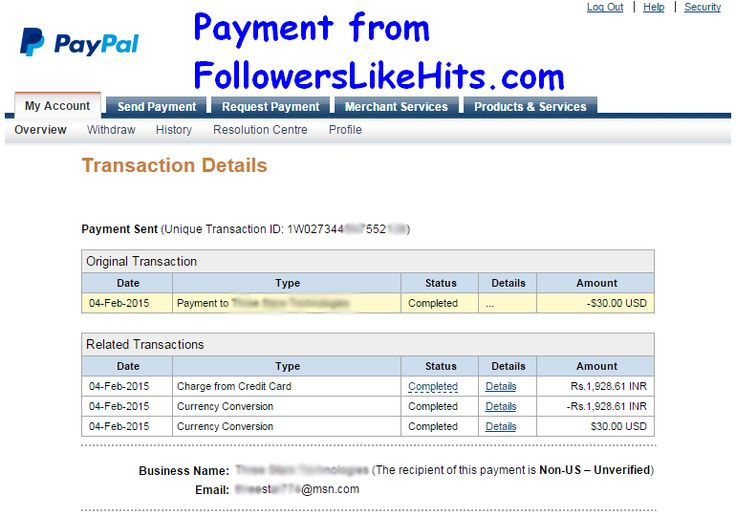Recent payment by FollowersLikeHits.Com, Get 1000000 Credits worth $200 FREE, Save $400, Earn $100 per Affiliate. Please visit  http://followerslikehits.com/index_mega_bonuses.php