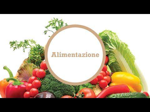 ALIMENTARSI IN MODO CORRETTO - Ares 2.0 progetto Care Sharing - YouTube