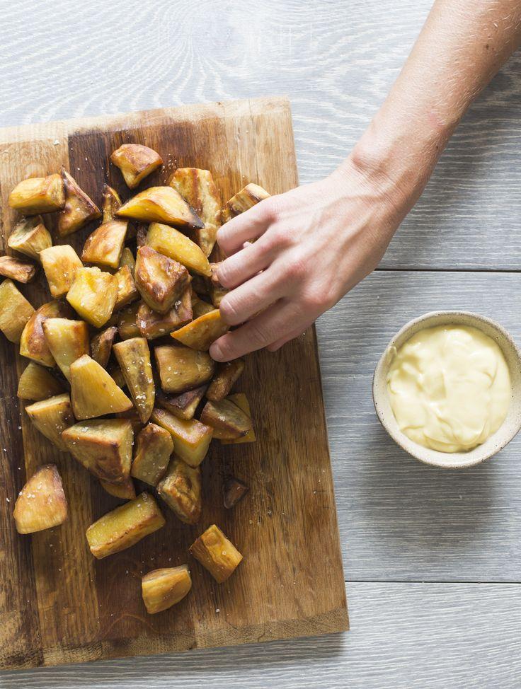 Kumara Chips