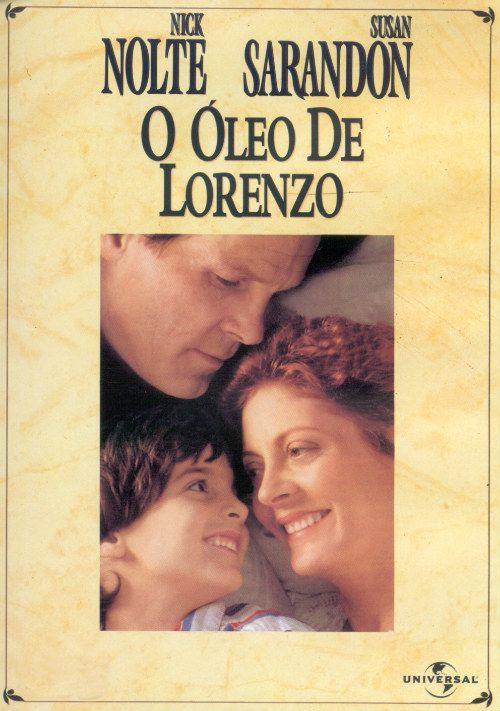 O Óleo de Lorenzo Um exemplo que perseverança e esperança.