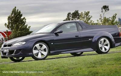 Holden HSV Maloo Ute Concept (2001)