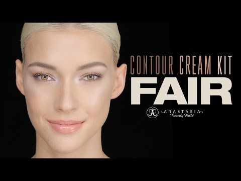 Contouring for Fair Skin | How To - YouTube