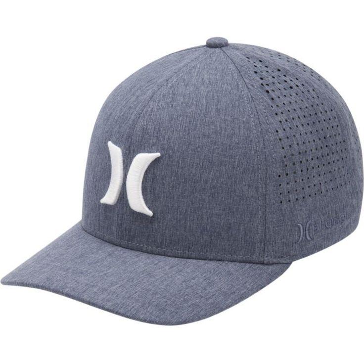 Hurley Men's Phantom Vapor 3.0 Hat, Size: S/M, Blue