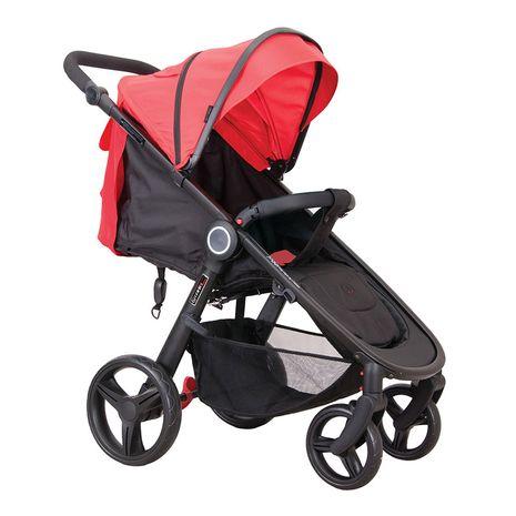 Accesorii bebelusi :: Carucioare copii :: Carucioare sport :: Carucior sport Joggy rosu Coletto