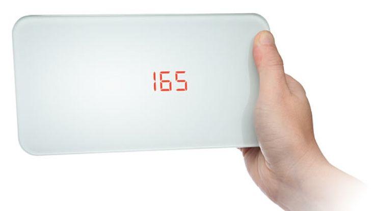 Portable Body Scale - Μια μισόκιλη ζυγαριά κάνει on-the-go την δουλειά