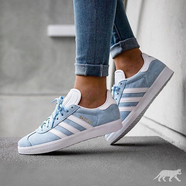 zapatillas gazelle adidas mujer