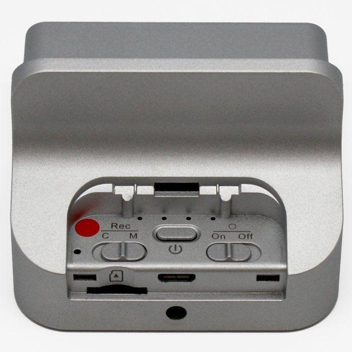 iPhone Charging Dock Hidden Camera Buy Online – SpyGarage.com