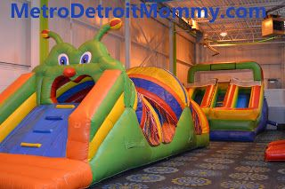 17 Best Images About Metro Detroit Inflatable Play Spaces