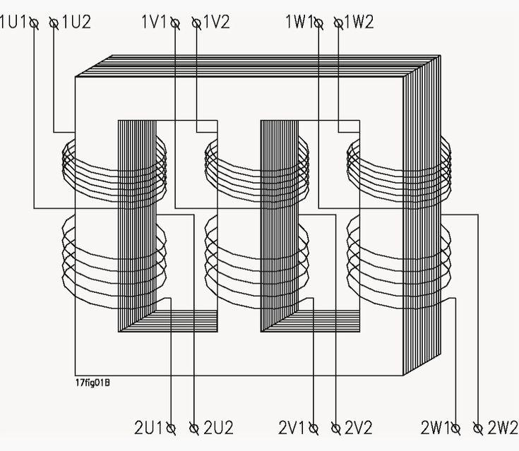 Schematic Diagram Of A Three