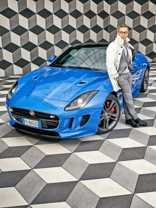 Jaguar F-Type Coupé | Diabolik, Reloaded - Style - Il Magazine Moda Uomo del Corriere della Sera