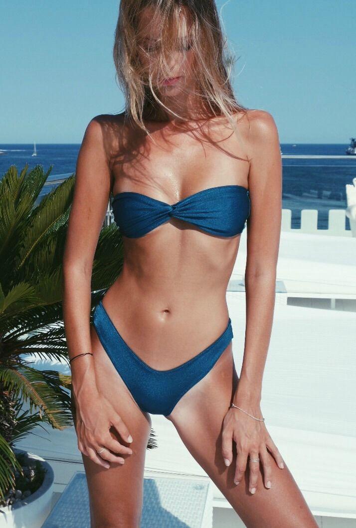 The perfect tanning bikini : ESTELLA Top and ALEXIS Bottom ...