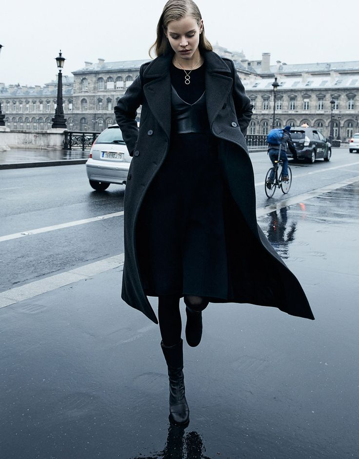 Grazia France November 2016 Carolin Loosen by Jette Stolte