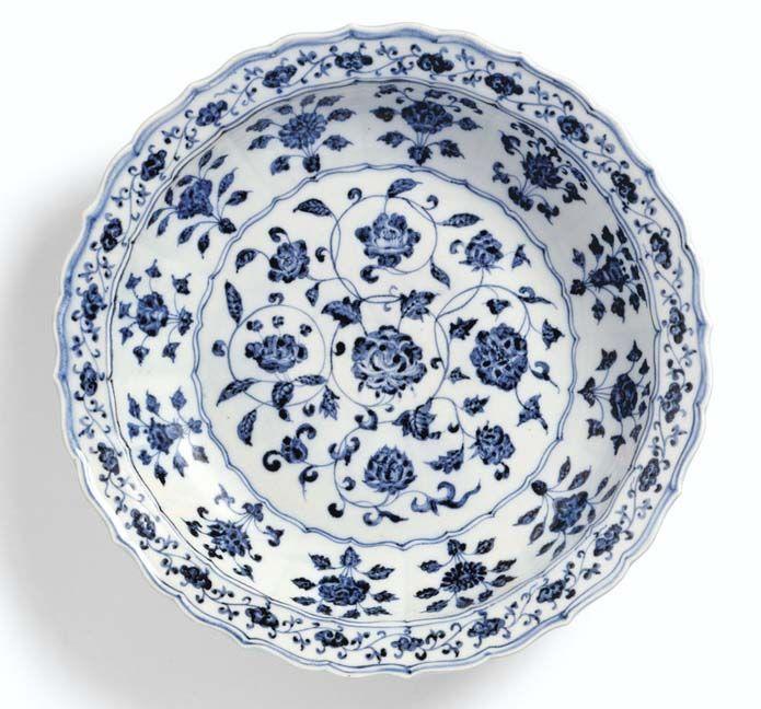 China Blue Porcelain