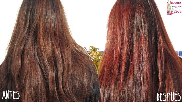 Probando Belle Fine 7 64 Rojo Intenso Coloracion De Cabello