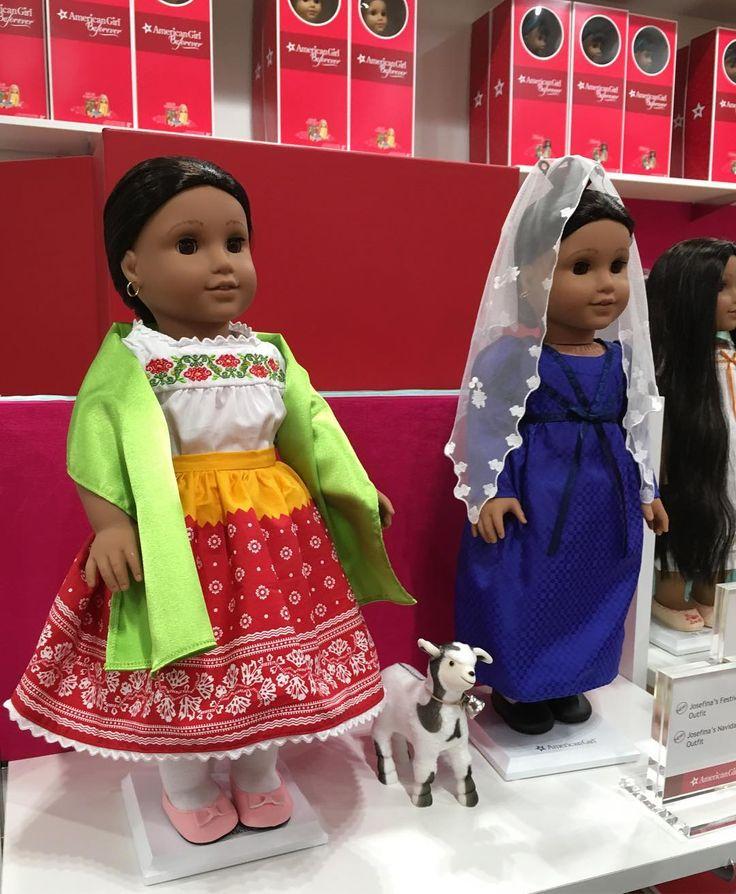 Josefina Birthday Dress: 183 Best Josefina American Girl Doll Images On Pinterest