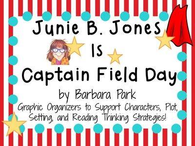 15 best Junie b jones images on Pinterest | Junie b jones, Field day ...