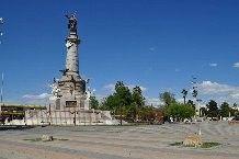 Repudiamos la tala de árboles y daño a monumentos para realizar actos políticos de campaña: Cruz Pérez Cuéllar | El Puntero
