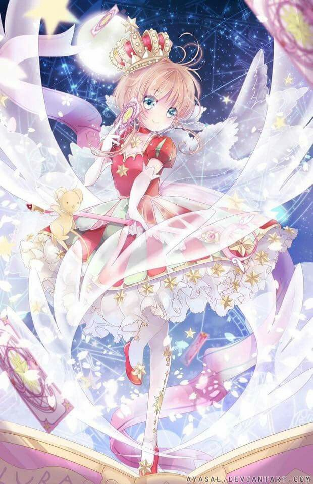 Kinomoto Sakura anniversary