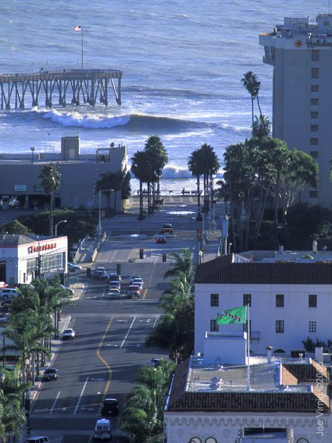 """Ventura, CA - my favorite place to spend my birthday on the 4th of July...a """"Californian's California"""" beach town"""