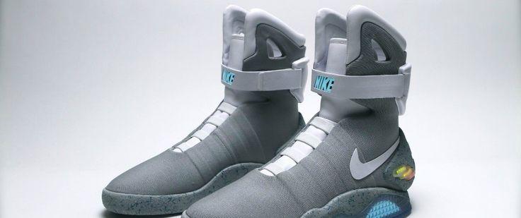 Les Nike de Marty McFly bientôt dispo ! | Le Mag des Tendances