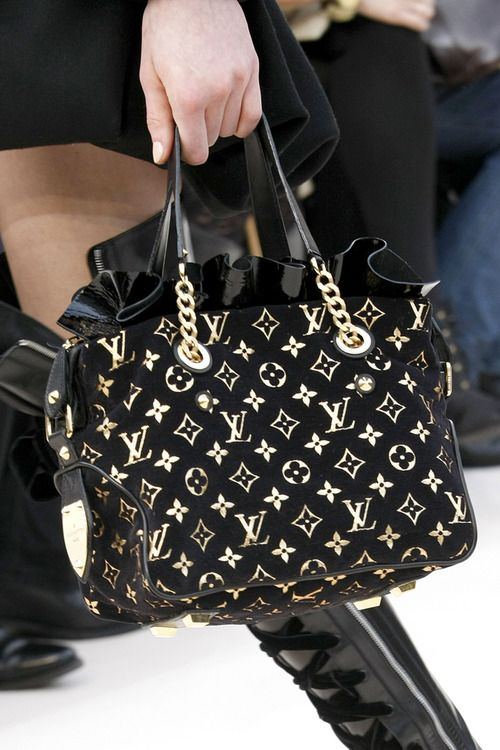 LV---I am not a huge fan of LV bags but this one I would love to have!!!