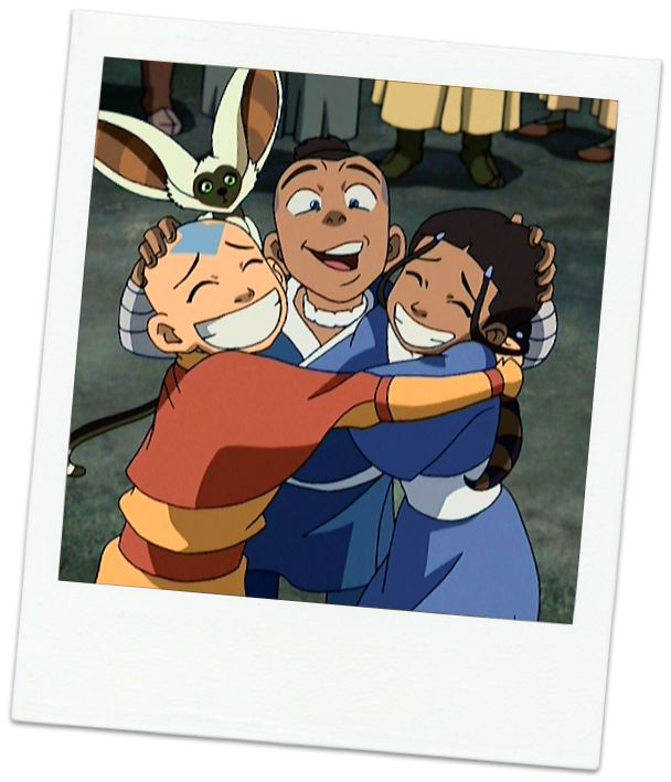 Avatar Aang: Kodak Moment~~~~~~ Wow So I Thought Kodak Was A Ship Name
