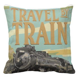 Decorative Pillows Travel Theme : 17 Best images about Travel Themed Throw Pillows on Pinterest Cotton linen, Retro vintage and ...