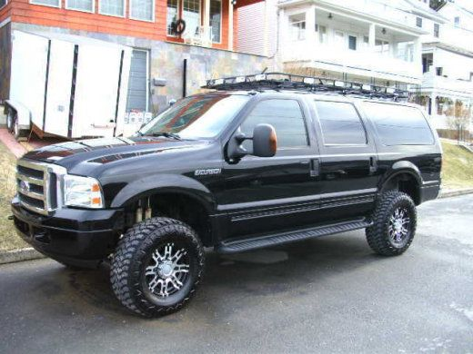 Image detail for -2005 Ford Excursion 4x4 - 2005 Excursion Turbo Diesel 4x4