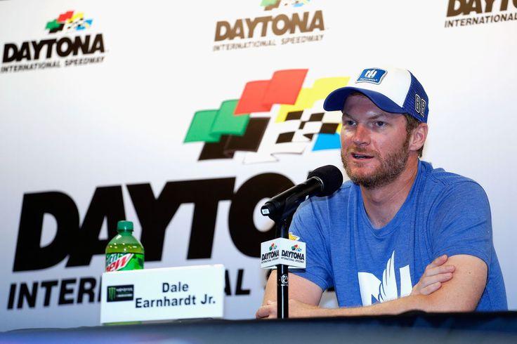NASCAR Daytona qualifying results 2017: Dale Earnhardt Jr. wins Coke Zero 400 pole